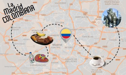 Ruta por la «Madrid colombiana»