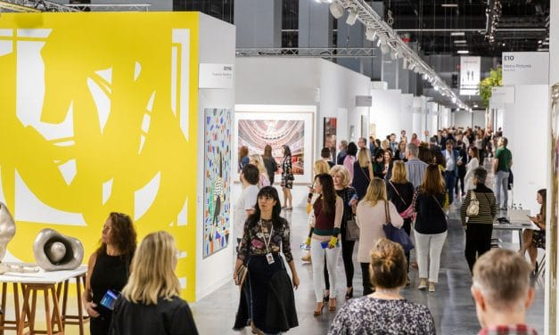 Arte y playa: los colombianos que destacan en Art Week en Miami